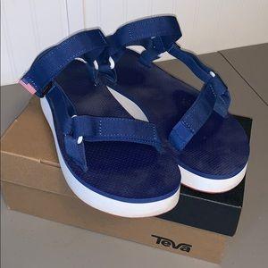Teva Platform Sandals